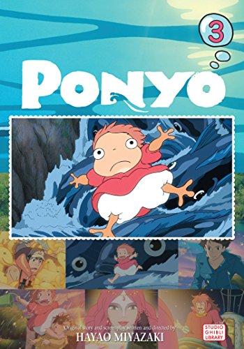 PONYO FILM COMIC GN VOL 03