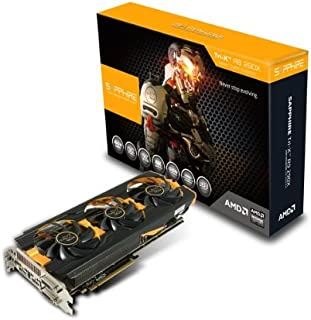 Sapphire R9 290X 4GB GDDR5 Dual DVI-D/HDMI/DP TRI-X OC Version PCI-Express Graphics Card 11226-00-40G