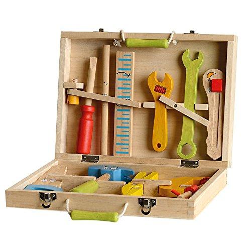 Beluga Spielwaren 77045 - Tools Family Werkzeugkoffer