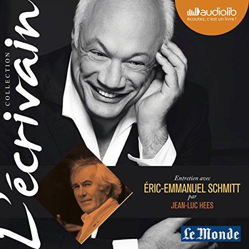 Couverture de Entretien avec Éric-Emmanuel Schmitt