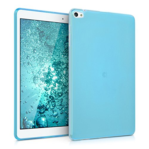 Huawei MediaPad T2 10.0 Pro Hülle - Silikon Tablet Cover Case Schutzhülle für Huawei MediaPad T2 10.0 Pro - Blau