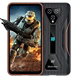 Blackview BL5000 5G Outdoor Smartphone Ohne Vertrag, 6.36'' FHD+ Display 16MP+12MP Smart HDR Android 11 Octa-Core 8GB/128GB Speicher Gaming Handy, 4980akku 30W schnelles Laden dual SIM 5G Handy