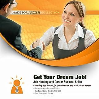 Get Your Dream Job! audiobook cover art