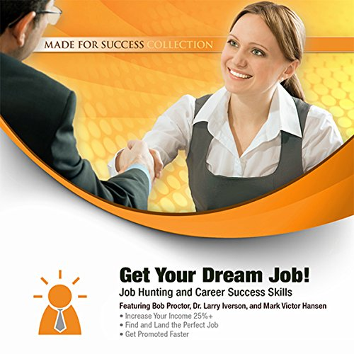 Get Your Dream Job! audiobook cover art