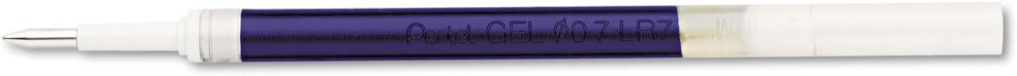 Pentel Refill Ink for Ranking TOP10 BL57 BL77 Gel Pen EnerGel 70% OFF Outlet 0.7mm Liquid M