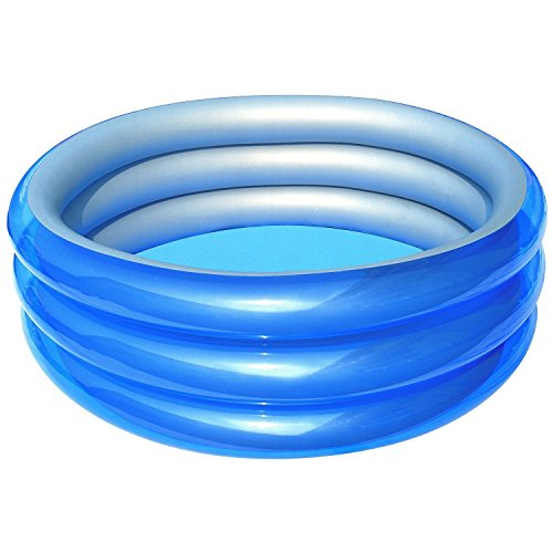 51042aufblasbarer Pool BestWay, 3Ringe, 170X 53cm, Reflektierende Beschichtung
