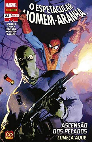 O Espetacular Homem-aranha Vol. 23 (capa Original)