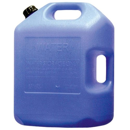 Midwest Can Company 6 Gal Blue Wtr Can 6700