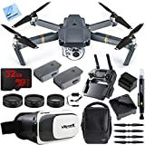 DJI Mavic Pro Quadcopter Drone Fly More Combo Pack with 4K C...