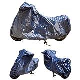 Cagiva Elefant 650 - Cubierta de Moto para Parabrisas o portaequipajes (Impermeable, Nailon, tamaño XXL, 295 x 105 x 127 cm)