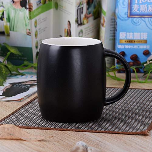Tangmein Copa De Barril De Vino Copa De Barril De Vino Redonda Creativa Copa De Barril De Cerámica De Vientre Grande Logotipo Personalizado Copa De Barril De Vino-3_401-500Ml