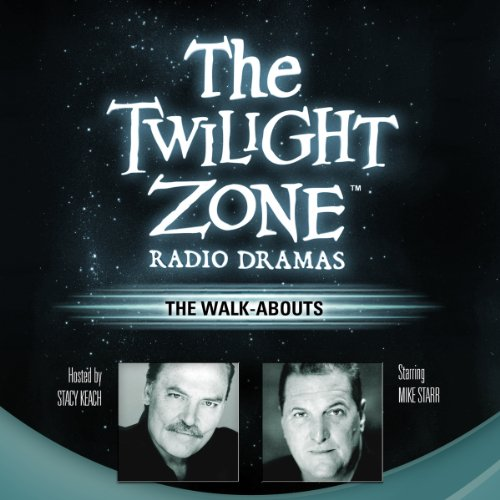 The Walk-Abouts audiobook cover art