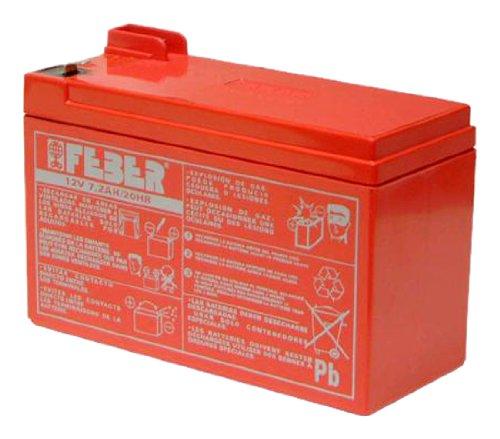 FEBER Battery 12V 7.2Ah - Batería