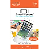 SmartSleeves X-Large Smartphone Mobile Device Protective Sleeve - 6 Pack - SS-PS36