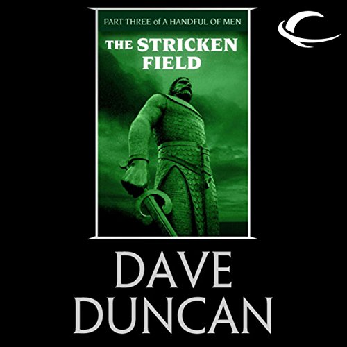 The Stricken Field audiobook cover art