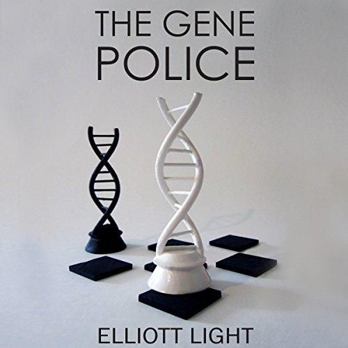 The Gene Police: A Shep Harrington Smalltown Mystery audiobook cover art