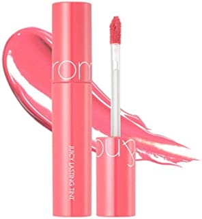 ローム・アンド・ジューシーラスティングティントリップティント韓国コスメ、Rom&nd Juicy Lasting Tint Lip Tint Korean Cosmetics [並行輸入品] (No.5 peach me)