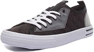 Guess Mens Fm6Ntlfal12 Synthetic Sneakers