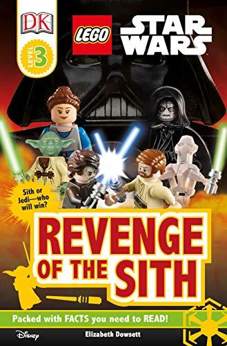DK Readers L3: LEGO Star Wars: Revenge of the Sith (DK Readers Level 3)