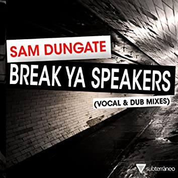Break Ya Speakers