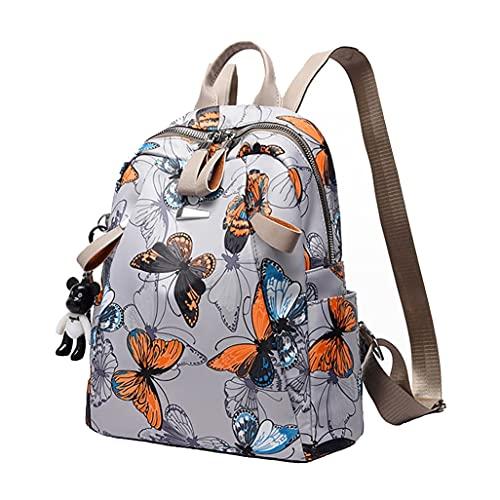 Mochila de viaje, mochila de hombro, enchufe para auriculares, impermeable, para viajes, casual, escuela, para mujeres, hombres, mochila de bolsillo antirrobo