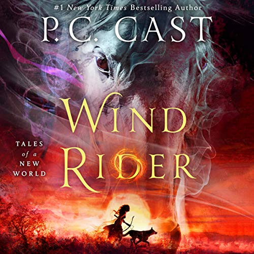 Wind Rider audiobook cover art