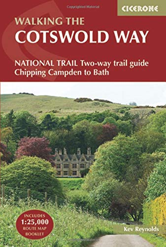 The Cotswold Way (National Trail Guidebook & OS 1:25K Map Booklet): Two-Way National Trail Description: 0 (UK Long-Distance)