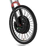 GJZhuan 36 V 350W Kit De Conversión De Ebike Kit De Conversión De Bicicleta Eléctrica Bluetooth 20'''24''26''29'700c Pulgadas Neumático 40km / H MAX SPE (Color : Disc App, Size : 29 in)