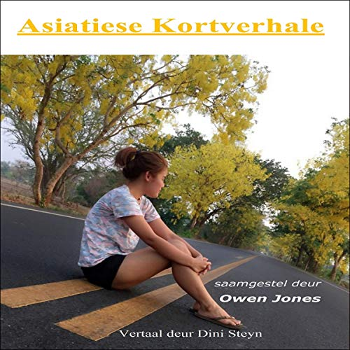 『Asiatiese Kort Verhale [Asian Short Stories]』のカバーアート