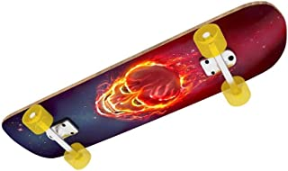 ghost rider skateboard