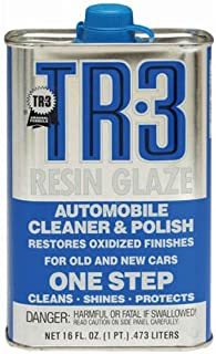 Blue Magic 12-A 16 Ounce 12A TR-3 Resin Glaze-16 fl. oz