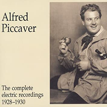 The Complete Electric Recordings - Alfred Piccaver