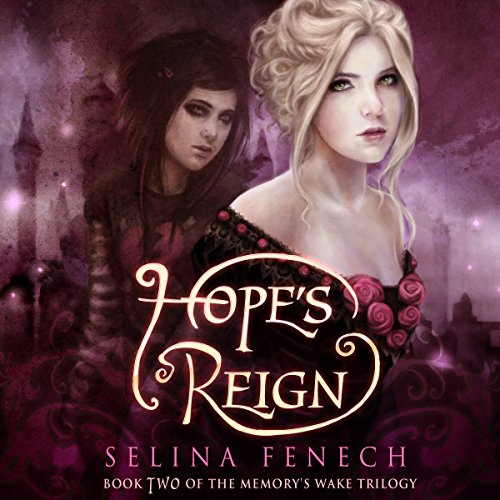 Hope's Reign audiobook cover art