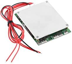 12V 100A 4S BMS Protection Board with Balancing for 18650 LiFePO4 Battery Pack