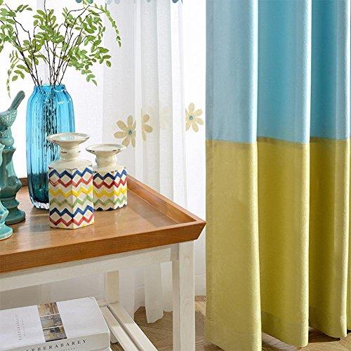 cortinas dormitorio colores