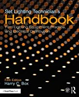 Set Lighting Technician's Handbook, 5th Edition Front Cover