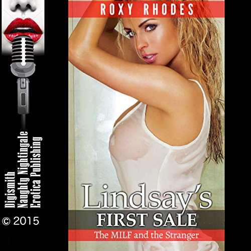 Lindsay's First Sale audiobook cover art