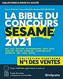La bible du concours sésame