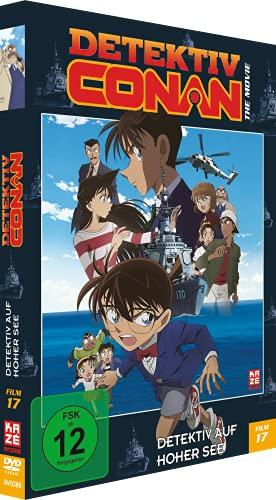 Detektiv Conan: Detektiv auf hoher See - 17.Film - [DVD]