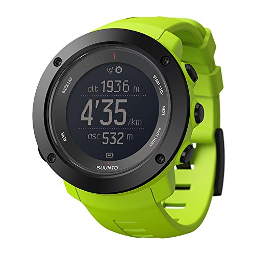 SUUNTO Ambit3 Vertical HR Watch - Lime, one Size