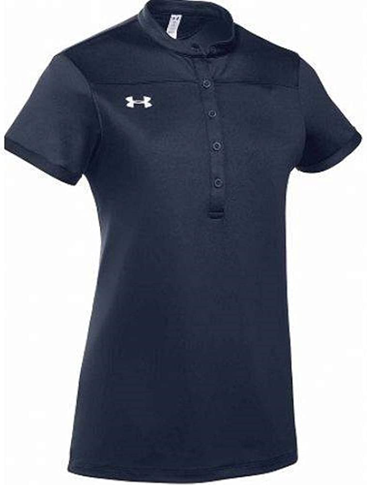 Under Armour Women's Limited time for free Max 73% OFF shipping Team Polo Drape Shirt