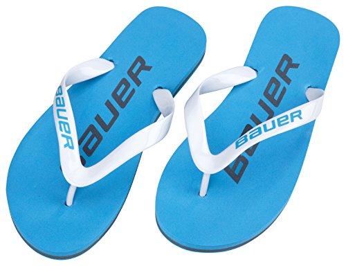 Bauer Flip Flop M blau