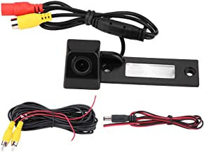 Rear View Camera for Car,ABS Material 170 Degree Car Night Vision Reversing Backup Parking Rear View Camera for Caddy Passat 3B/3C Jetta Golf Plus Touran T5 and Skoda's Superb