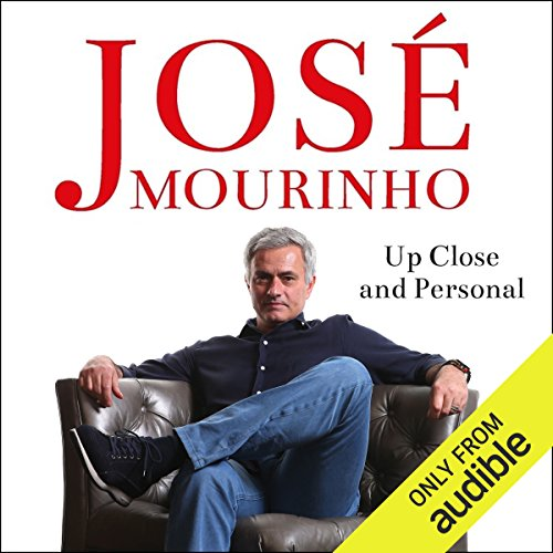 José Mourinho audiobook cover art