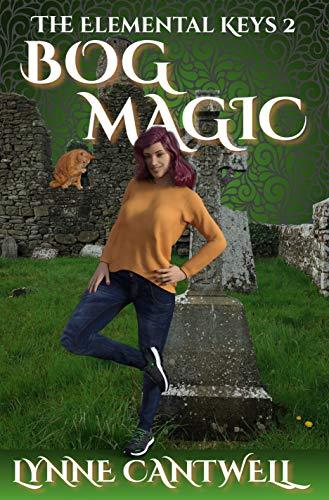 Bog Magic: The Elemental Keys Book 2 by [Lynne Cantwell]