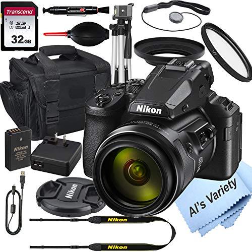 Nikon COOLPIX P950 Digital Camera+ 32GB Card,...