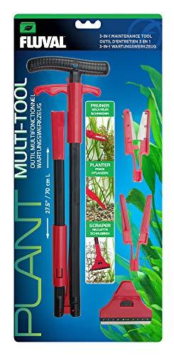 Fluval Aquarien-Mehrzweckwerkzeug Multi-Tool, Länge ca.70 cm