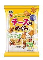 越後製菓 チーズのめぐみ 60g×12袋 せんべい 米菓