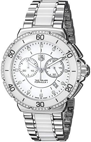 TAG Heuer Reloj de Pulsera CAH1213.BA0863