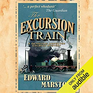 Couverture de The Excursion Train